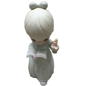 Precious Moments Once Upon A Holy Night Figurine